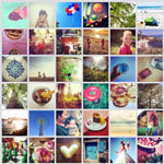 Collage Instagram Summer